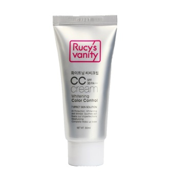 Rucy's Vanity Whitening CC Cream SPF 30+++ 30ml - picture 2