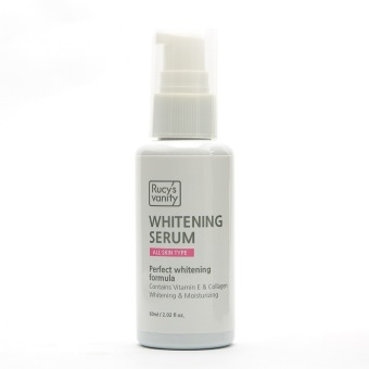 Rucy's Vanity Whitening Serum 60ml