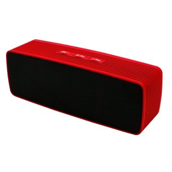 S-307 Portable Mini Bluetooth Speaker (Red)