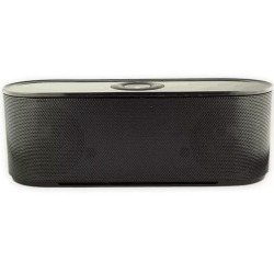 S-508 Portable Wireless Bluetooth Speaker (Black)