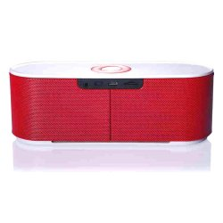 S207 Portable Bluetooth Speaker (Red)