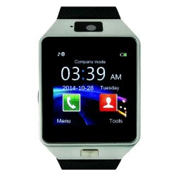 S29 TFT LCD Touch Screen Smart Watch (Silver)