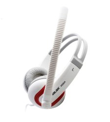 Salar A584 Over-The-Ear Headphones (White/Gray)