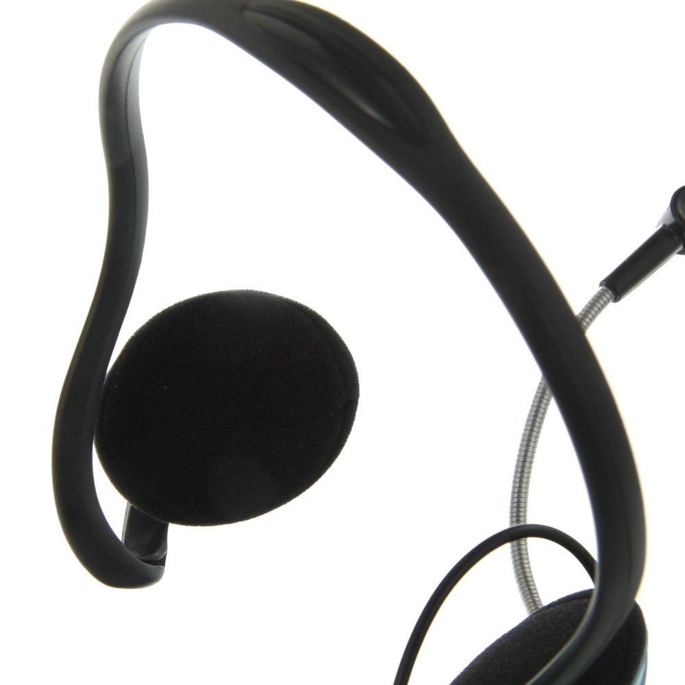 Salar K97 Over-The-Ear Headphones (Black) - thumbnail