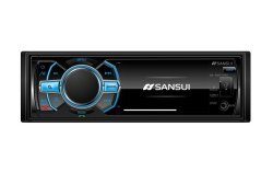 SANSUI SA-DV1350 DVD Car Stereo with Bluetooth
