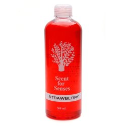 Scent for Senses Aroma Oil (Strawberry) 500ml