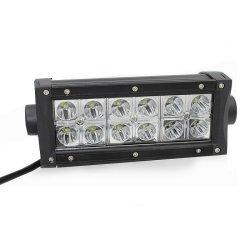 Sec 00511 A-Strip 36W LED Flood Light (Black)