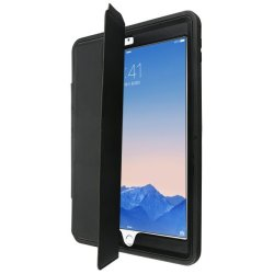 Shockproof Heavy Duty Armor Case for Apple iPad 2 3 4 (Black)