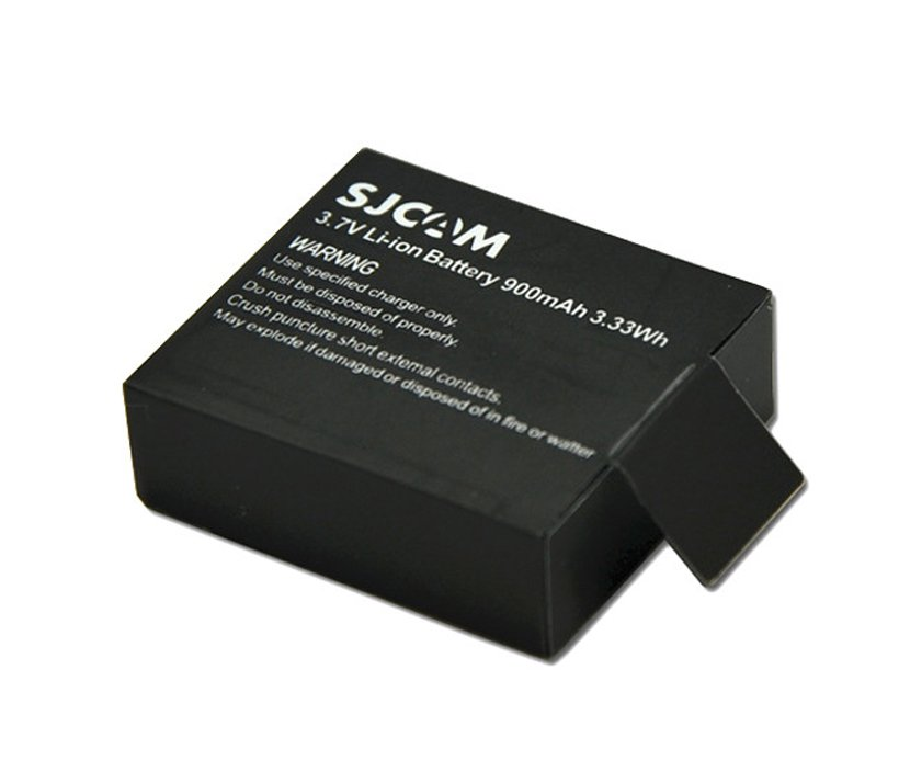 SJCAM Battery product preview, discount at cheapest price