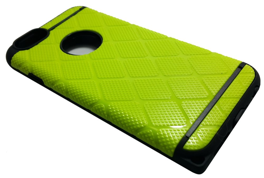 Slim Sleek Shockproof Case for iPhone 6 Plus / 6s Plus (Lime Green) product preview, discount at cheapest price