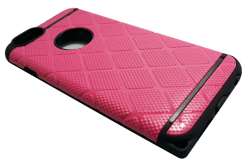 Slim Sleek Shockproof Case for iPhone 6 Plus / 6s Plus (Pink) - thumbnail