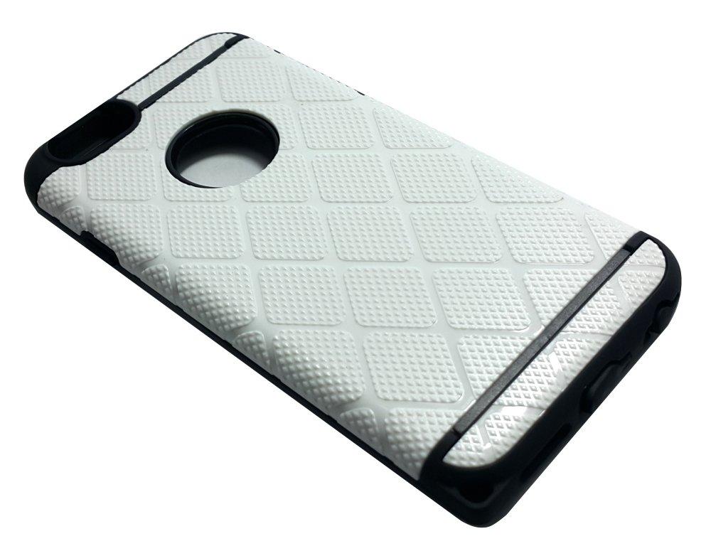 Slim Sleek Shockproof Case for iPhone 6 Plus / 6s Plus (White) - thumbnail