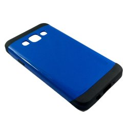 Slim Two Tone Protective Case for Samsung Galaxy A3 (Blue)