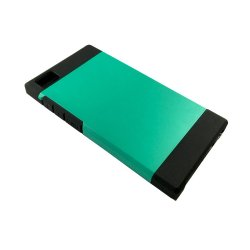 Slim Two Tone Protective Case for Xiaomi M3 (Green)