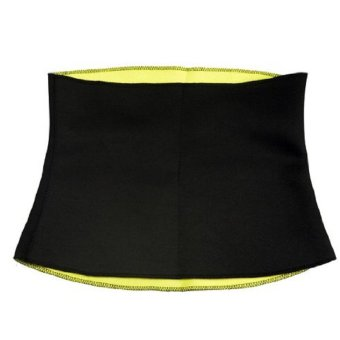 Slimming Waist and Abs Belt Trimmer-Cincher Girdle for Weight Loss-Thermo Sweat Neoprene Shaper