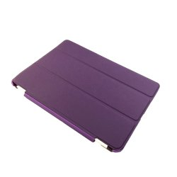 Smart Cover Case for Apple iPad Mini 1/2/3 (Purple)