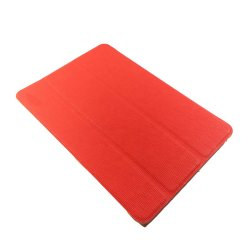 Smart Thin Cover Case for iPad Mini 1/2/3 (Red)