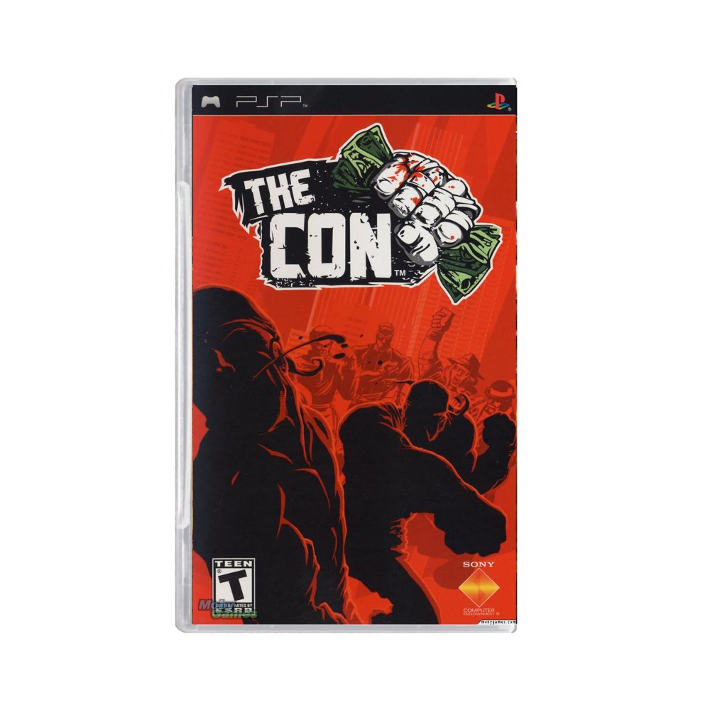 Sony The Con UMD for PSP
