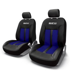 Sparco SPC1018AZ Seat Cover (Blue/Black)