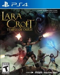 Square Enix Video Games: Lara Croft and Temple of Osiris for PS4
