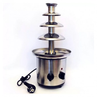 Stainless 4 Layer Chocolate Fountain