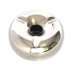 Stainless Round Ashtray (Round)