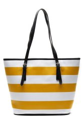 Sugar Eliza Nautica Tote Bag (Yellow)