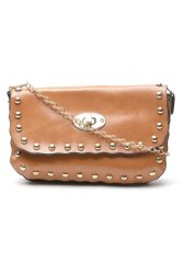 Sugar Milly Clutch Bag (Brown)