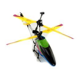 Sun K930 Rainbow Digital Remote Control Helicopter (Yellow)