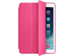 Super Slim Smart Micro Fiber Cover Case for Apple iPad Pro (Pink)