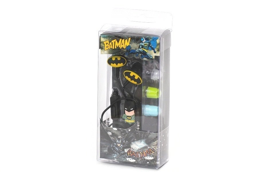 Superhero In-Ear Earphones - thumbnail