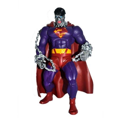 Superman DC Zombie Loose Action Figure (Multicolor) - thumbnail