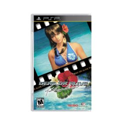 Tecmo Dead or Alive Paradise UMD for PSP