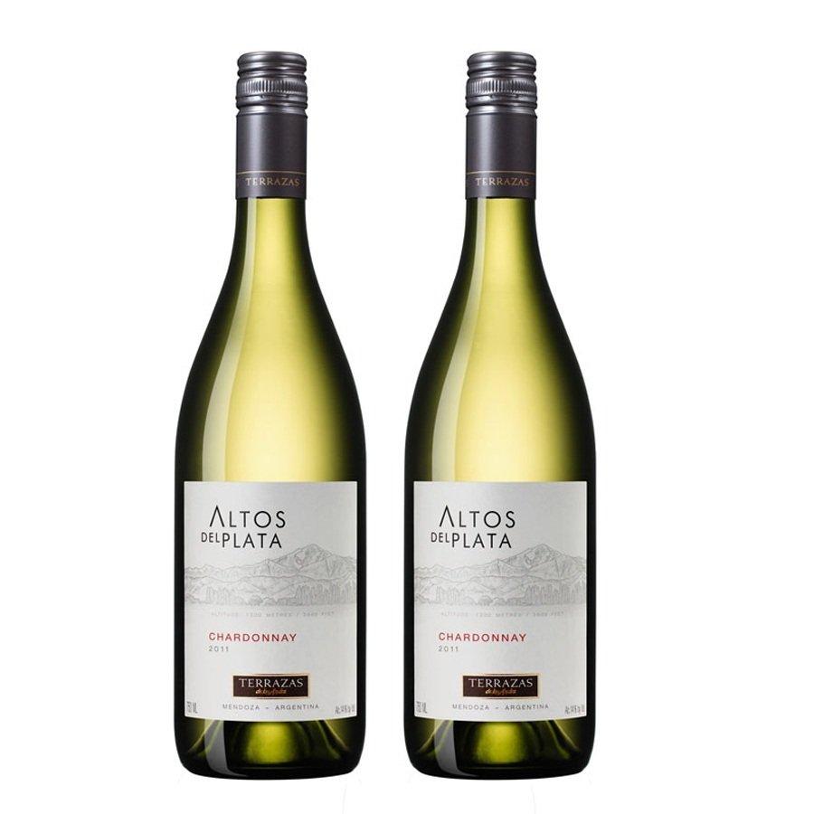 Terrazas Altos del Plata Chardonnay Wine Set of 2 - thumbnail