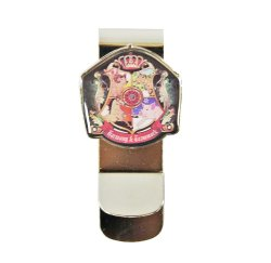 The Four Harmony Friends Crest Money Clip (Multicolor)