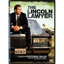 The Lincoln Lawyer DVD (2011)