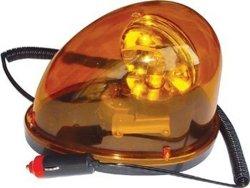 Trenz Revolving Emergency Warning Light 12V (Amber)