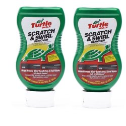 Turtle Wax T-238 Scratch and Swirl Remover 325ml Set of 2