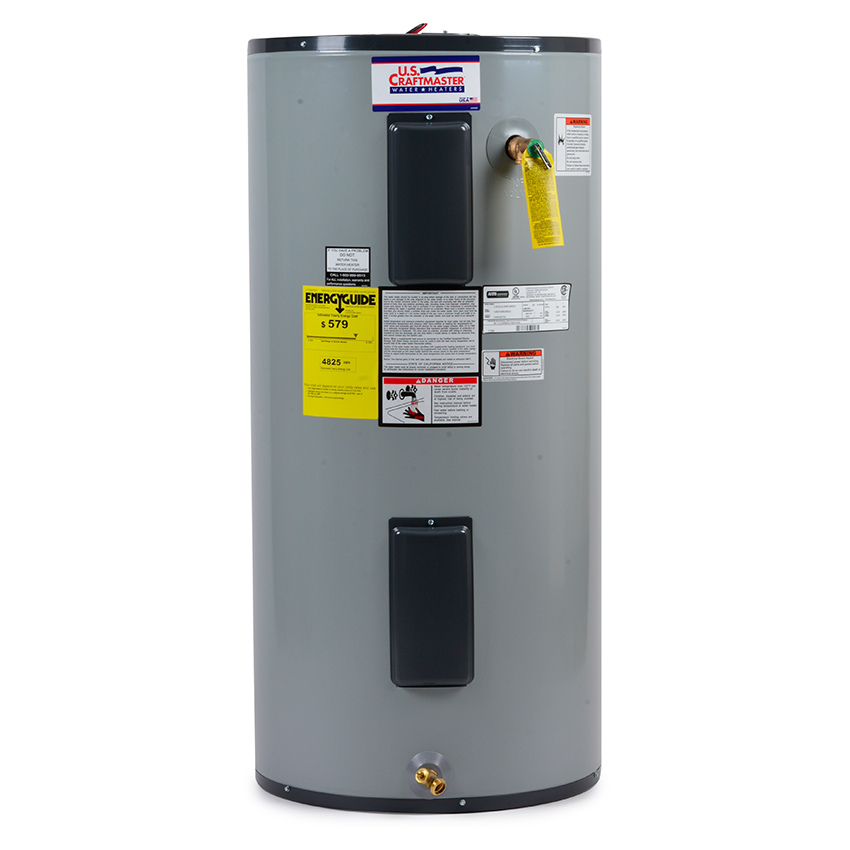 U.S. CRAFTMASTER Water Heater LDCE32-66H-045DV (Grey) product preview, discount at cheapest price