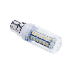 UJS B22 9W 48 LEDS 5730 Chip SMD Corn Light Bulb Lamp 110-130V (Warm White) (Intl)