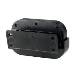 UJS CA 0429 C61 Car Calendar Alarm Clock (Black) (Intl)