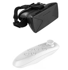 Handys & Kommunikation 3d Vr Brille Virtual Reality Box Universal Bluetooth Für Android Iphone Samsung Handy-zubehör