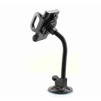 Universal Car Phone Holder (Black) - picture 2