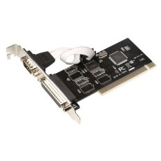 Uplift Parallel/serial Port Expansion Card For Pc Pci Interface By Uplift Accessories.