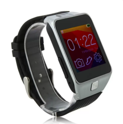 V8 1.54-inch Bluetooth 4.0 Multifunction Smart Watch (Silver)