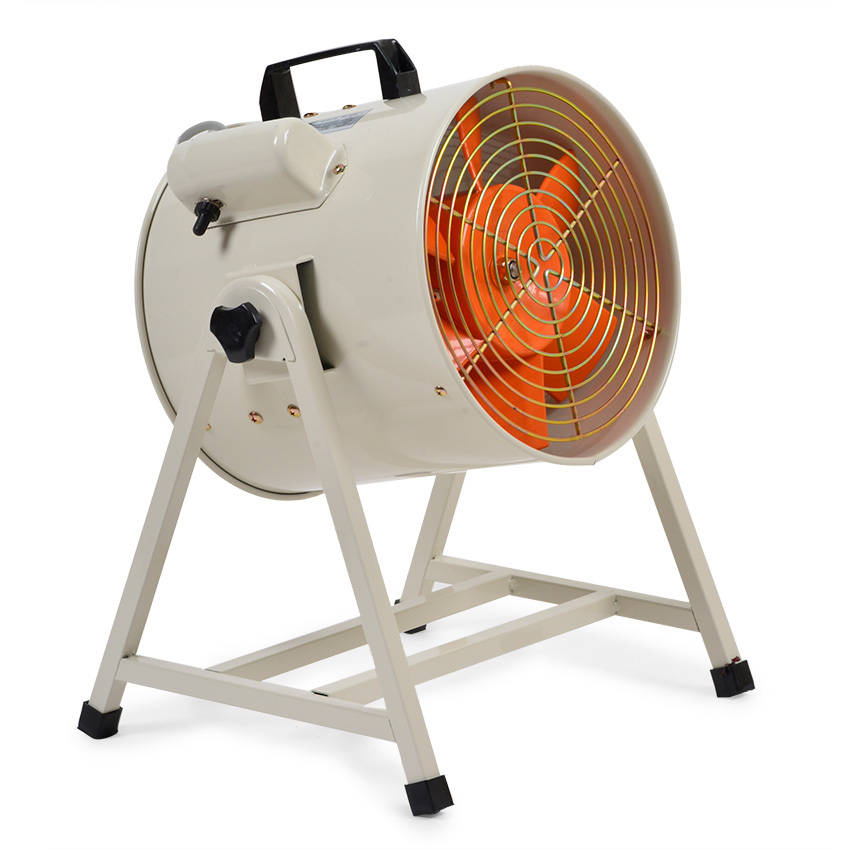 Vector TIP-300S-1 Portable Cooling Blower (White/Orange) - thumbnail