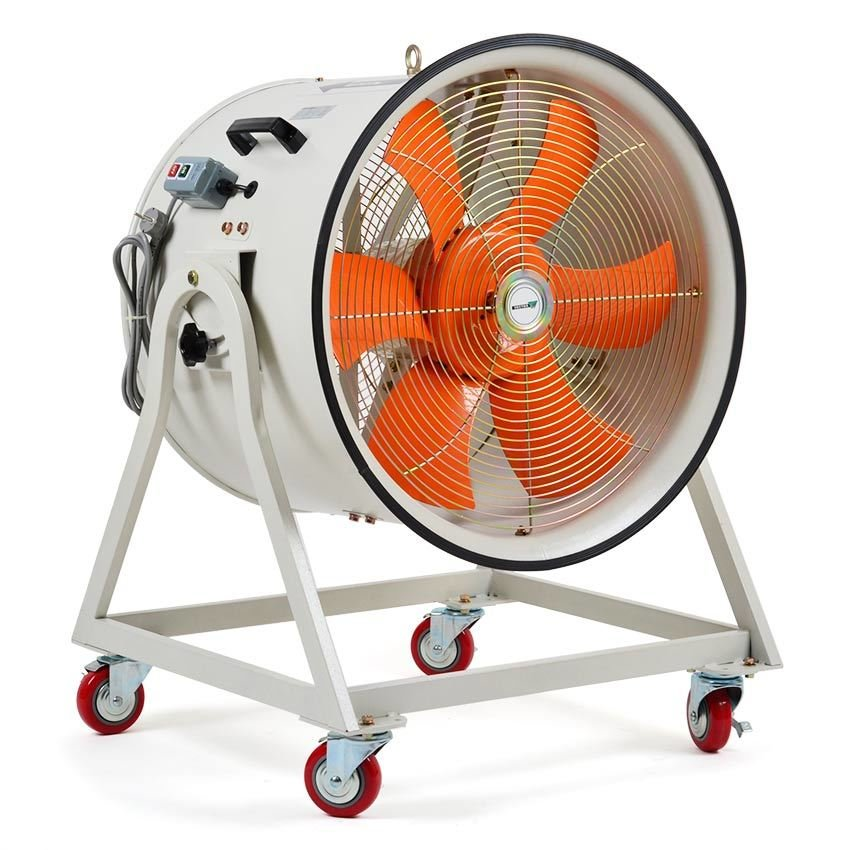 Vector TIP-600S-1 Portable Cooling Blower (White/Orange)