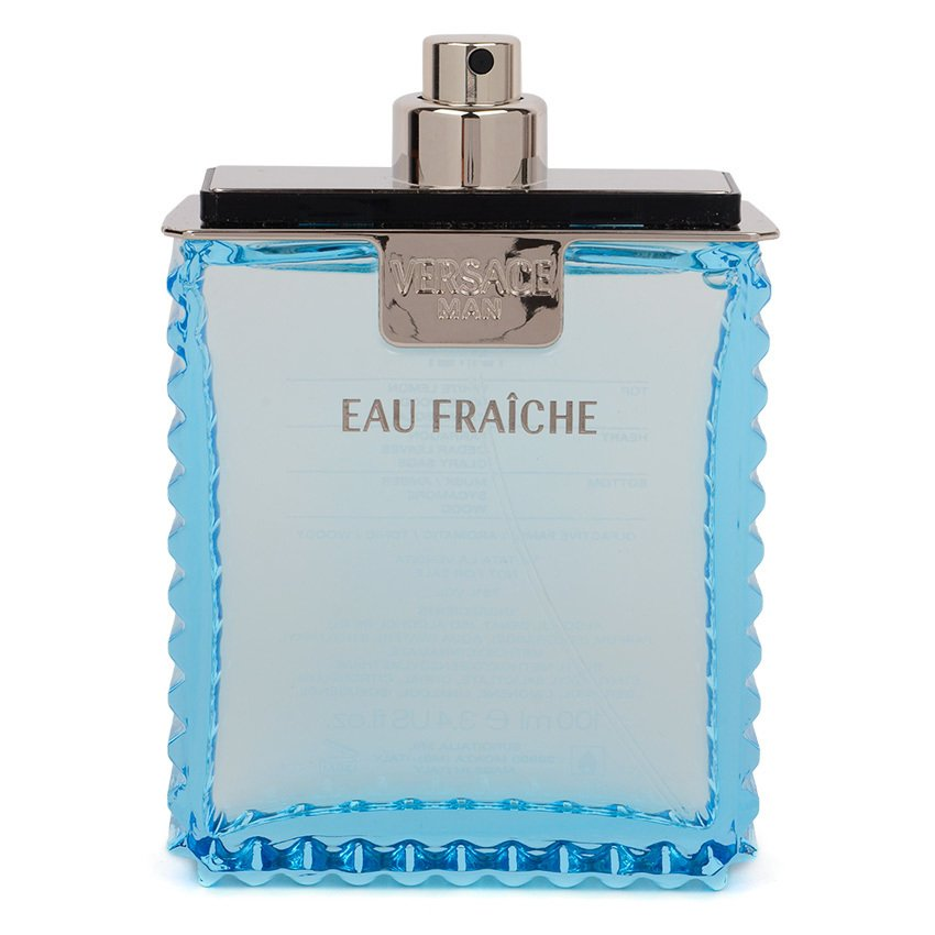 Versace Man Eau Fraiche Eau De Toilette for Men 100ml (Tester)