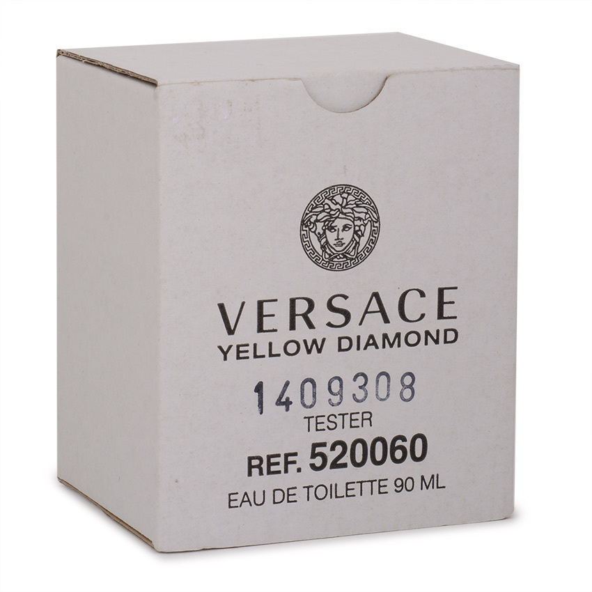 Versace Yellow Diamond Eau De Toilette for Women 90ml (Tester) - thumbnail