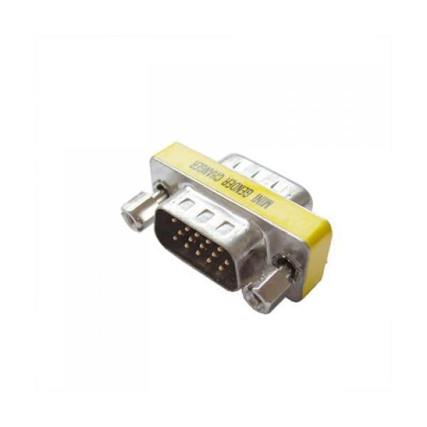 VGA Male to Male Connecter Adapter - thumbnail